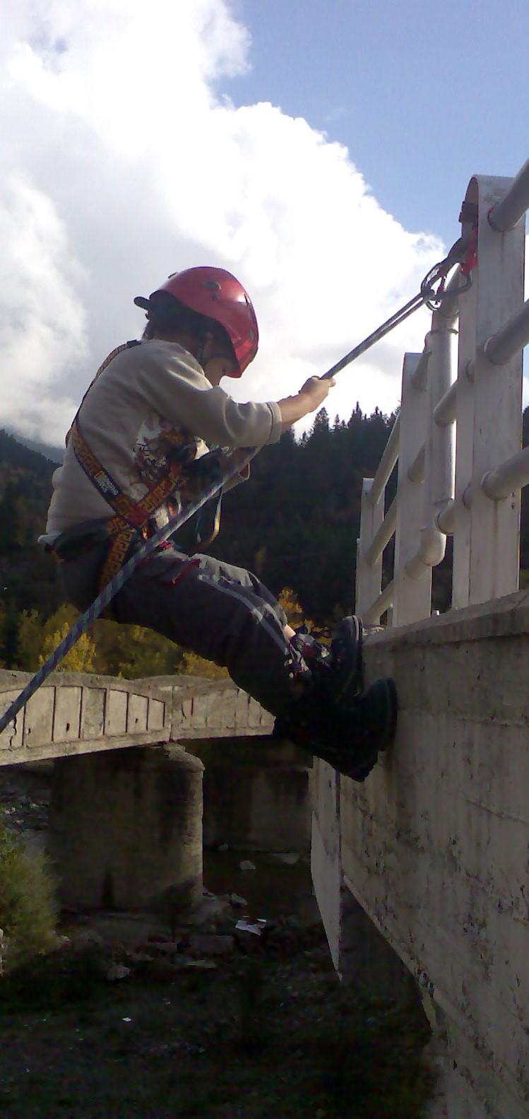 Βικ Ραπέλ Γέφυρα Δομνίστας
