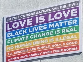 UUCFL's Values Front and Center