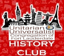 Join the History Club Second Sundays at 9:30am