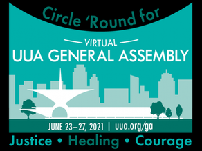 UUA 2021 General Assembly - View events from it and other past GAs online