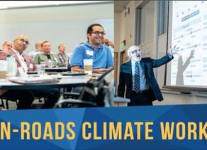 Climate Workshop Online - Saturday April 11 at 2pm