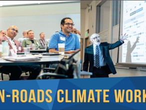 Climate Workshop Online - Saturday April 11 at 2pm