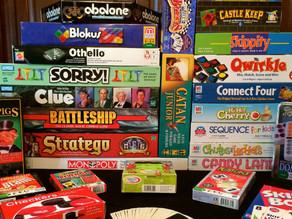 Enjoy Game Nights Second Wednesdays at 7:30pm