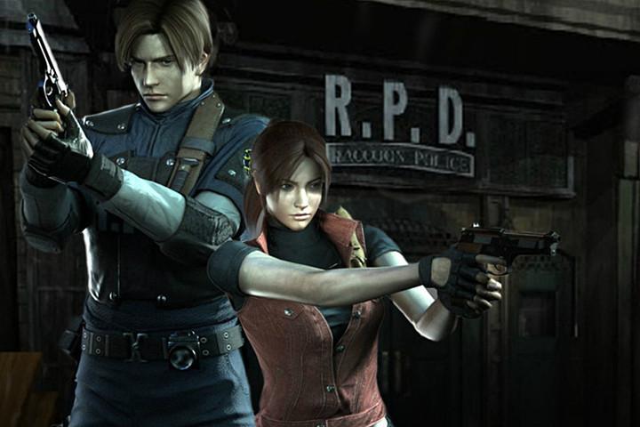 Socially Gaming Resident Evil