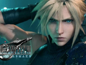 Final Fantasy 7 Remake.. Set To Drop On PS4 April 10, 2020