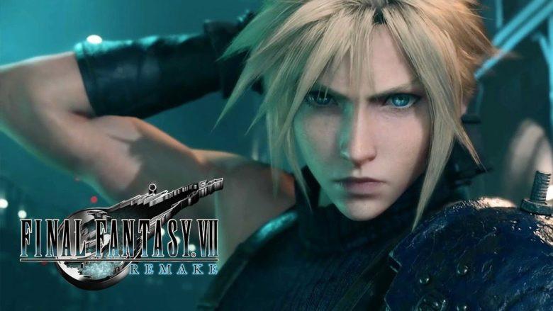 Final Fantasy 7 Remake Socially Gaming