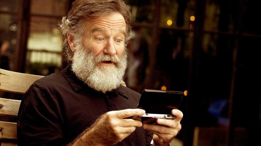 Socially Gaming Robin Williams