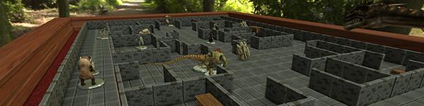 Socially Gaming Tabletop Simulator Dungeons and Dragons