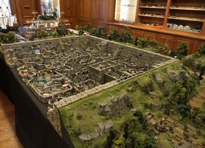 Epic Dungeons & Dragons Tabletop Diorama