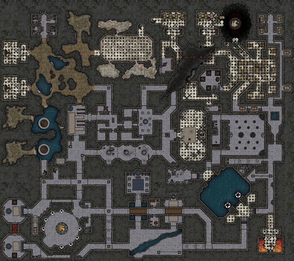 D20PRO Tabletop RPG Map Maker Gaming Blog
