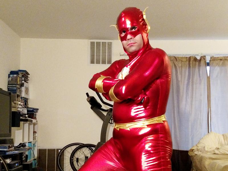 Matthew Canna Flash Cosplay Socially Gaming Blog