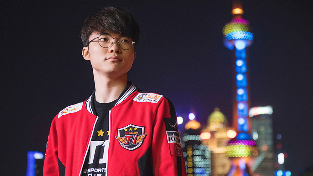 Faker League Of Legends Highest Paid eSports Players