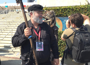 7 Awesome Cosplay Finds From Comic Con San Diego 2016