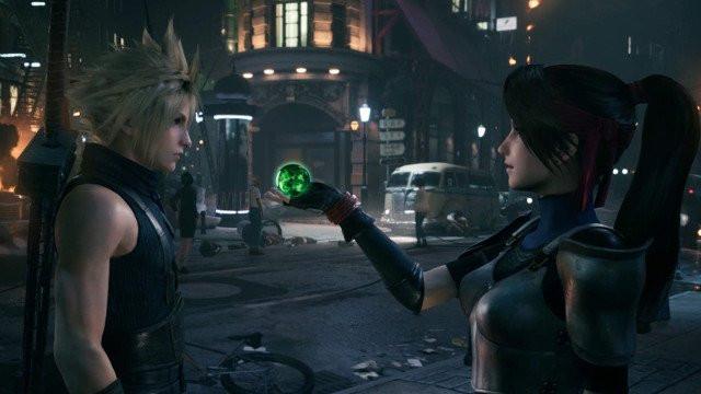 PS4 Final Fantasy 7 Remake Gameplay Socially Gaming