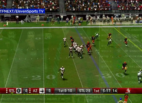 SFL - Controller-less Football on Television