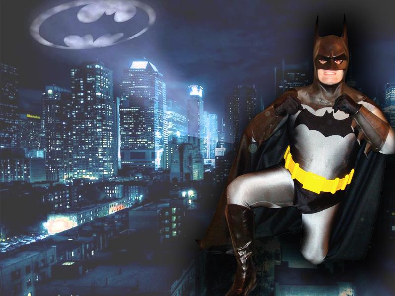 Batman Cosplay Socially Gaming Blog Matthew Canna