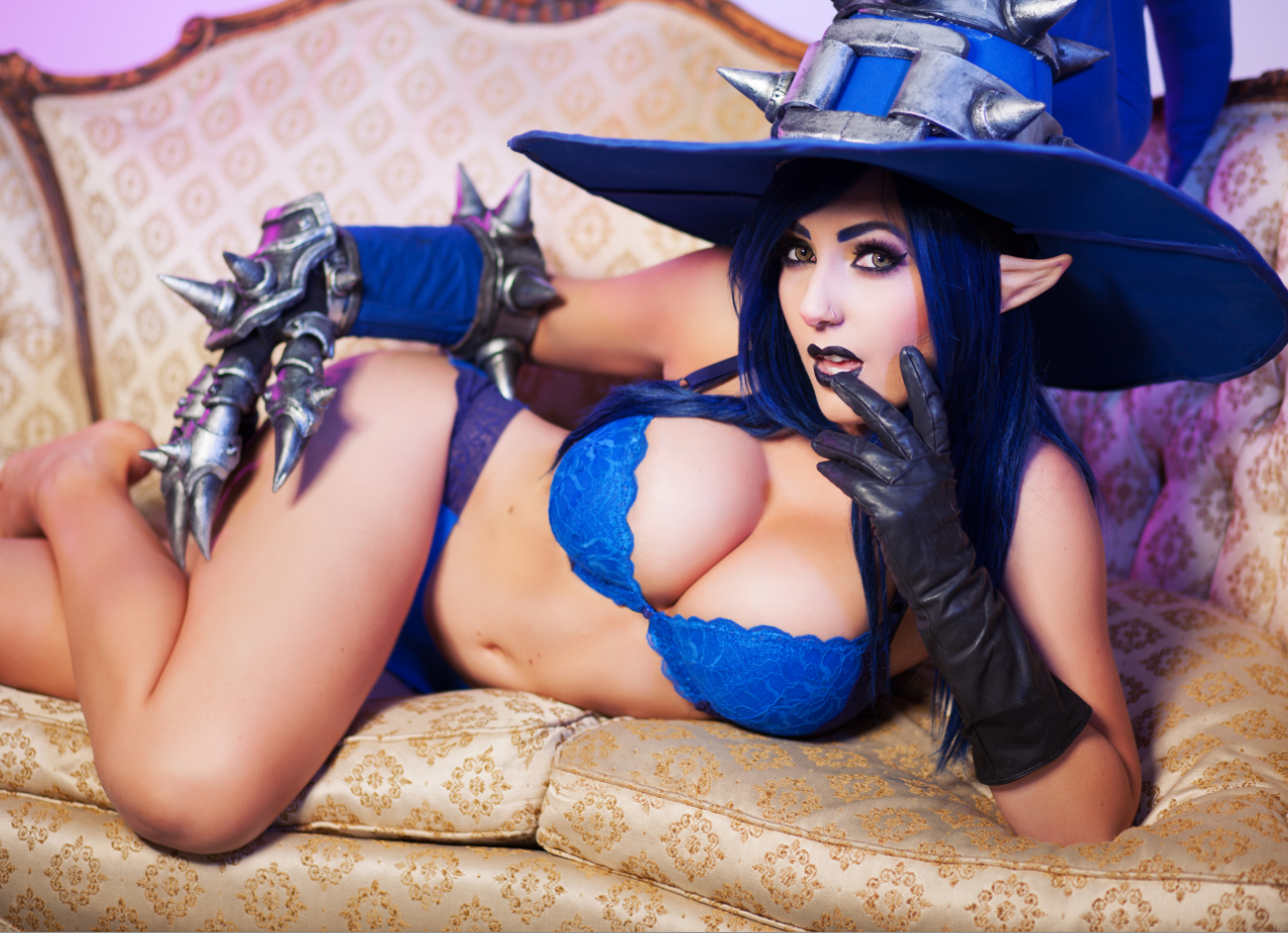 Cosplay Girls Sexy | Jessica Nigri Socially Gaming Blog