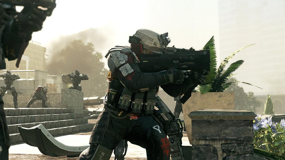 Socially Gaming Call Of Duty