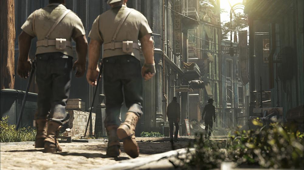 Socially Gaming Dishonored 2