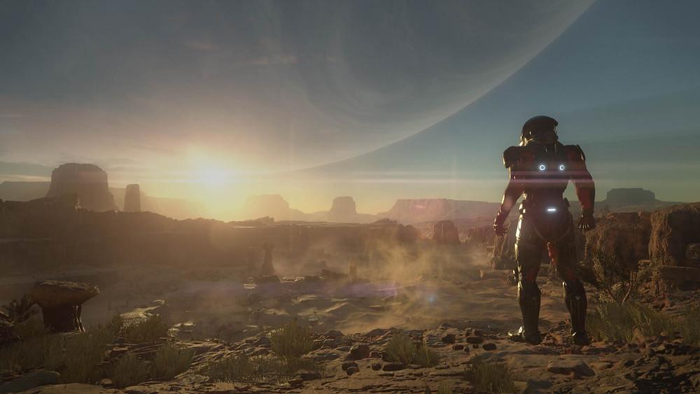 Socially Gaming Mass Effect