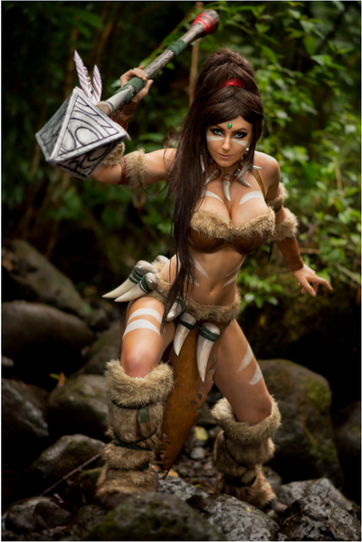Sexy Cosplay Girls | Jessica Nigri Socially Gaming Blog