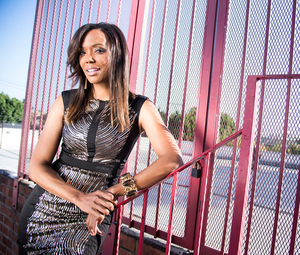 Aisha Tyler Socially Gaming
