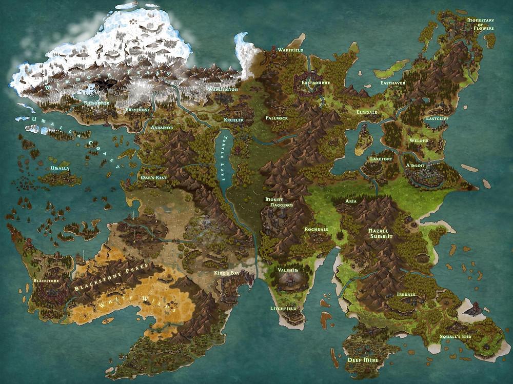 Inkarnate Map Maker Tabletop RPG Gaming Blogs
