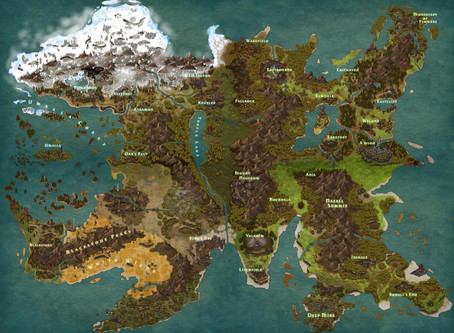 Top Map Making Tools For Tabletop Gamers, Dungeons & Dragons and more!