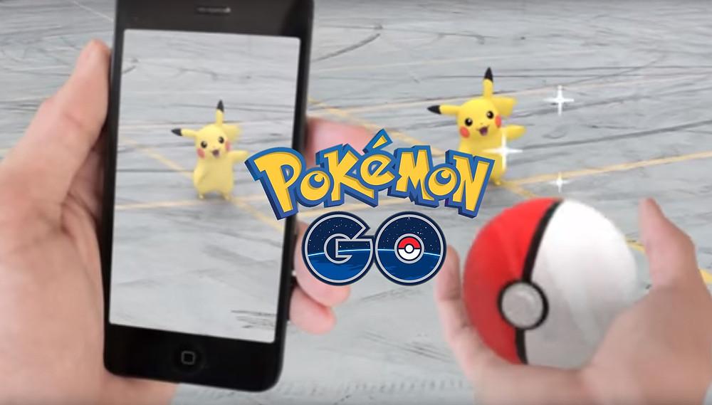 Socially Gaming Pokemon Go Blog