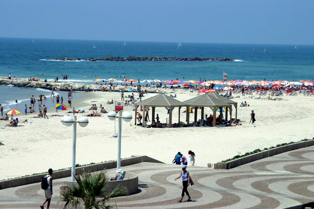 חוף ירושלים