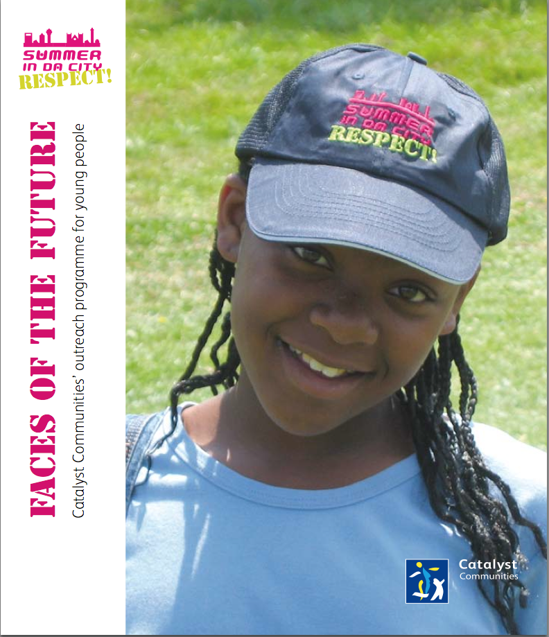 Faces of the Future booklet