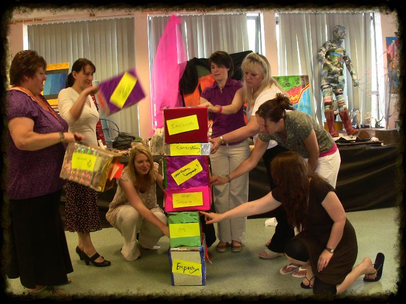 Designated teachers workshop