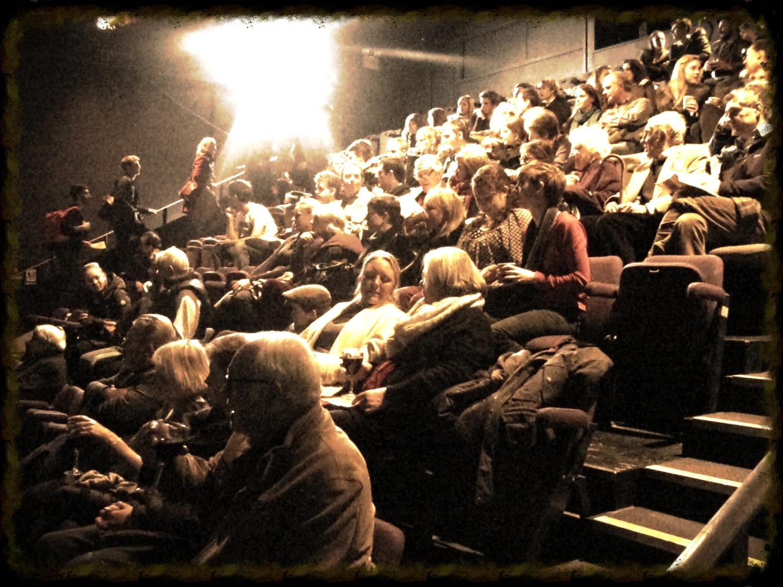 Putney theatre audience