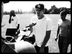 Capturing rap performances