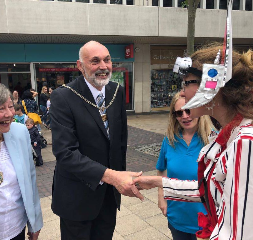 Bexley Community Day 2nd June 2018