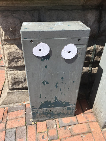 Finding Faces 1st June 2018