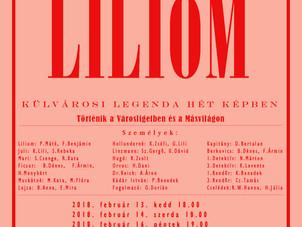 Liliom - 12.a osztályszíndarab