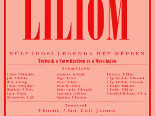 Liliom - még egyszer!
