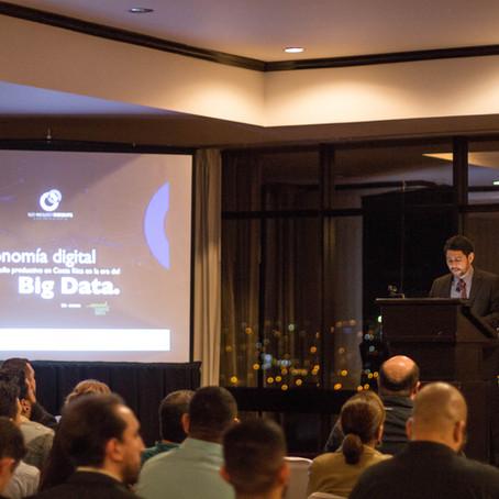 Conversatorio Technology Insights: Economía Digital y Desarrollo Productivo en Costa Rica en la era.