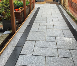 Greenscape re-landscaping