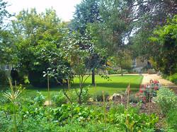 Naval garden