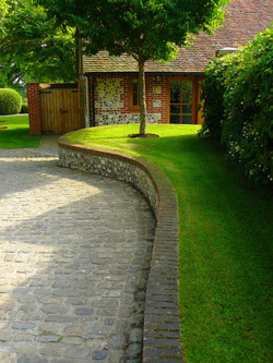 Works carried out by greenscape