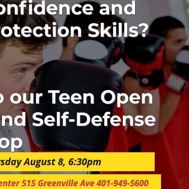 Teen Open House and Free Demo