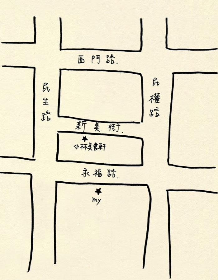 #22 stranger's map