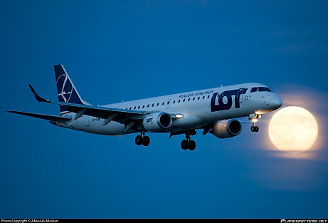 sp-lne-lot-polish-airlines-embraer-erj-1