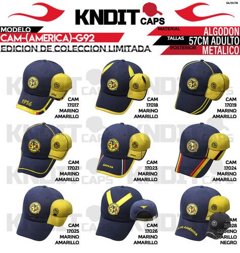 88af3f8f50b24 Club América Algodón  Producto Oficial  (G92)  LOTE DE 50 PIEZAS