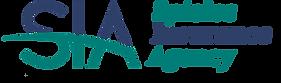 New SIA Logo w Swoosh Bluegreen.png
