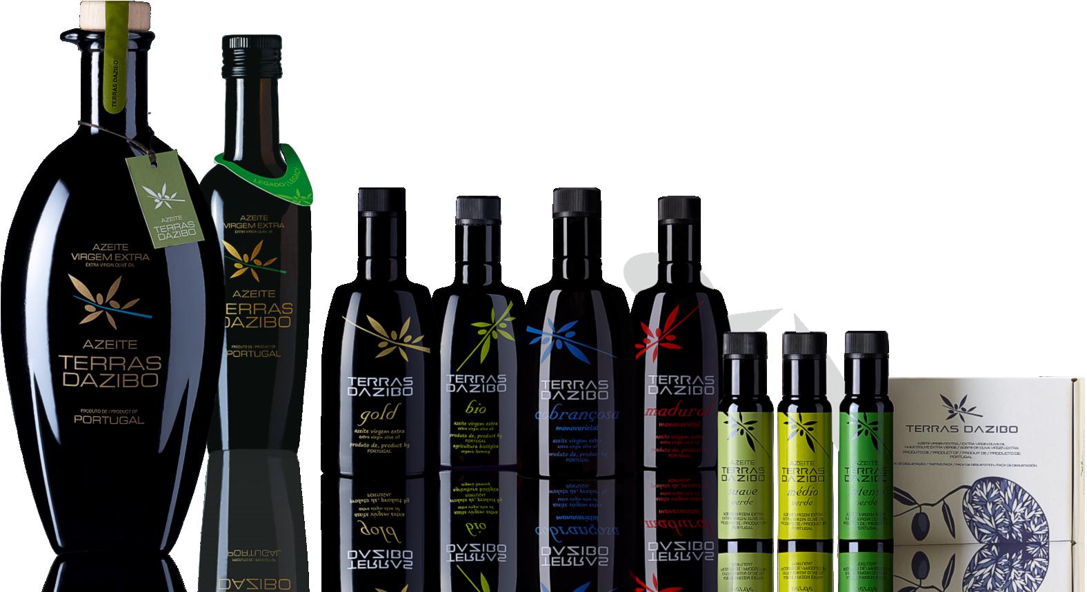 Huiles d'olive, olives et tapenades