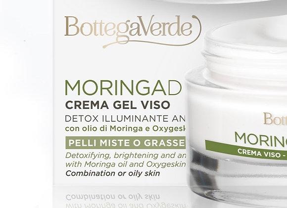 Crème visage détox pour peaux normales ou sèches Cod. 157454