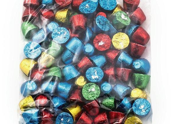 Bonbons au chocolat garnis avec gelée de fruits Sac (1kg)